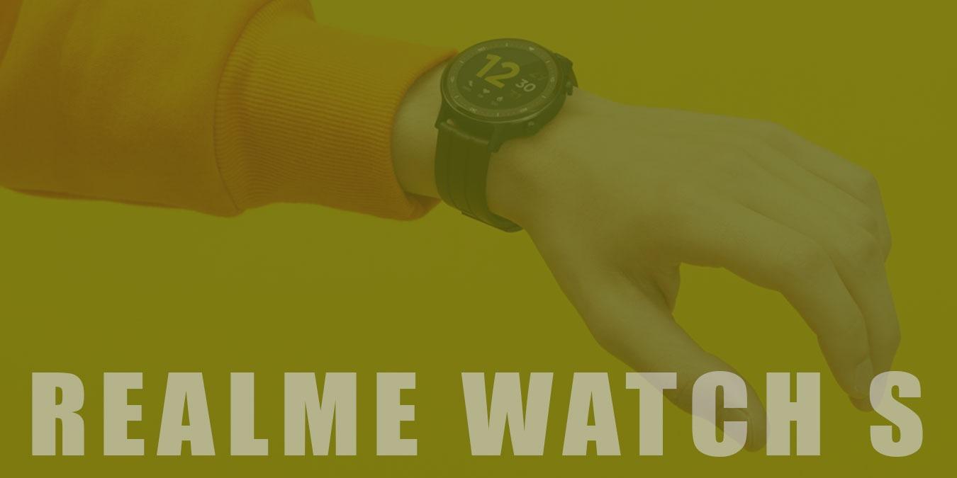 Hesaplı Fiyatıyla Göz Kamaştıran Akıllı Saat: Realme Watch S