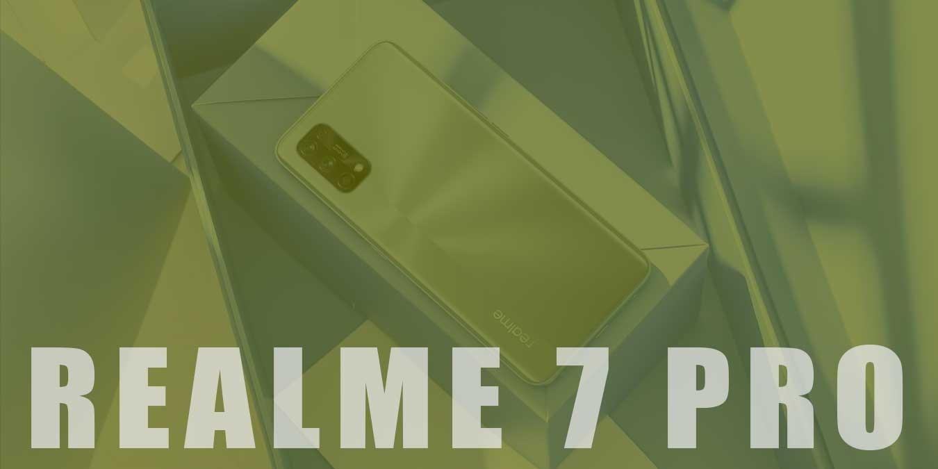 64 MP Dörtlü Kamera, 34 Dakikada Full Şarj: Realme 7 Pro İnceleme