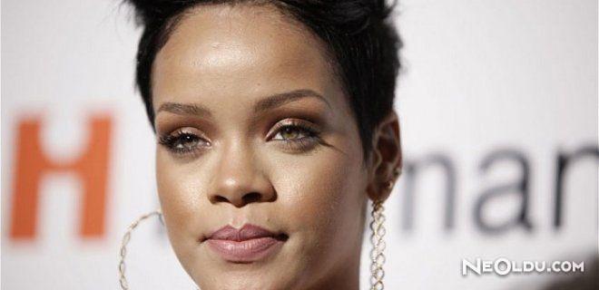 Rihanna Makyaj Stili