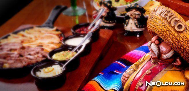 İstanbul'da Meksika Mutfağı Olan Restoranlar