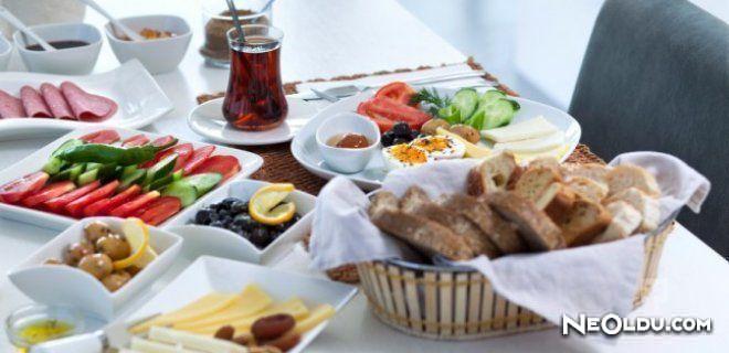 İstanbul'un Yöresel Kahvaltı Mekanları