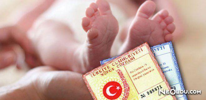 Yeni Doğan Bebeğin Kimliği Nasıl Çıkartılır?