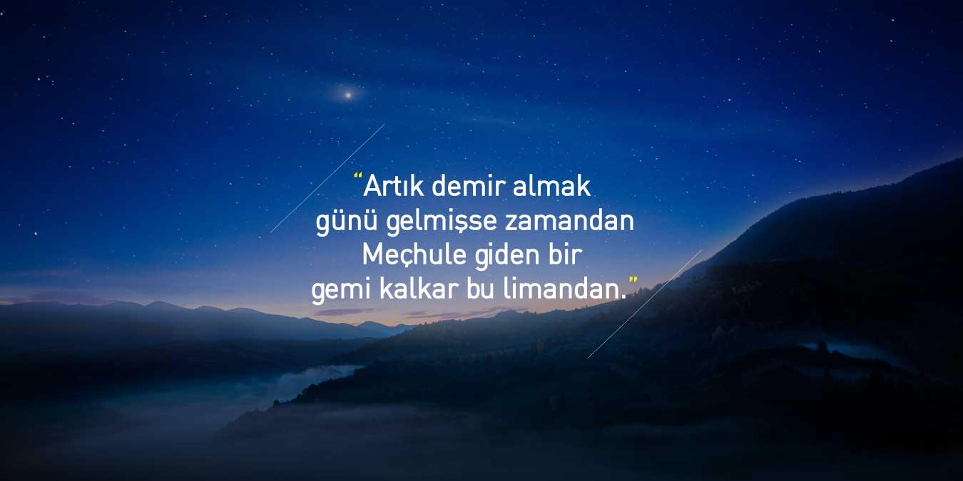 Güzel Şiirler – Türk Edebiyatına Damga Vuran Seçilmiş En Güzel Şiirler