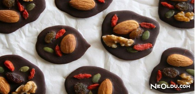 Pratik Çikolatalı Atıştırmalık Tarifi