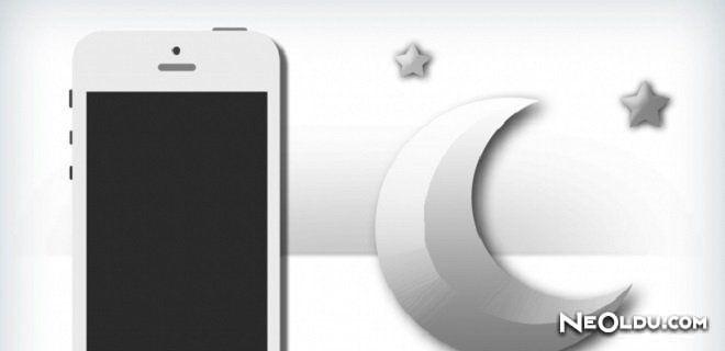 iPhone Rahatsız Etme Modu Nedir?