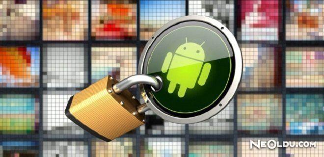 Android Telefonlarda Fotoğraf Gizleme