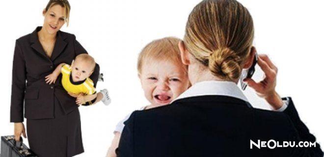 Çalışan Anne Hangi Şartlarda Bakıcı Parası Alabilecek