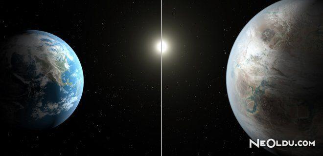 Dünya'ya Benzeyen Yeni Gezegen Bulundu!