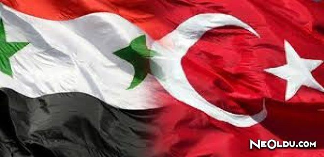 Günümüzde Türkiye-Suriye İlişkileri