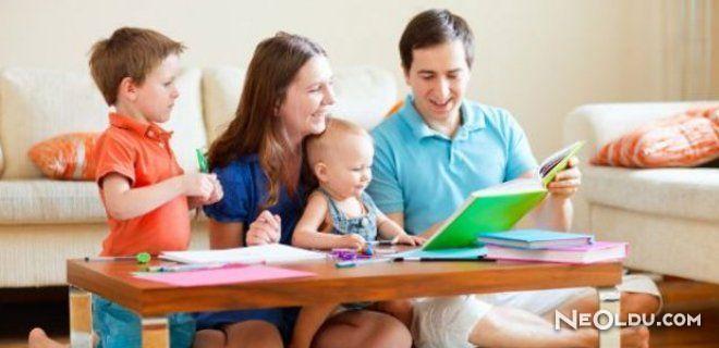 Çocuğunuzla Evde Yapabileceğiniz Aktiviteler