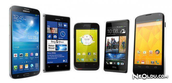 Artık Akıllı Telefonlarda Yenisi İle Değiştirme Devri Başlıyor