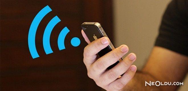 iPhone Nasıl Modem Olarak Kullanılır?