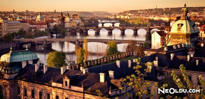 İstikamet Orta Avrupa / Prag