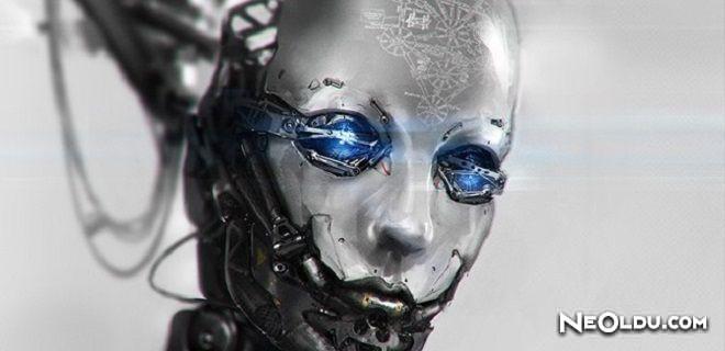 Robot Kendi Varlığının Farkına Vardı
