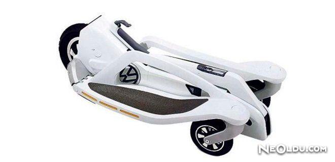 Volkswagen Scooter Üretti