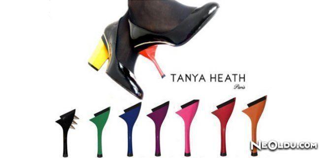 Tanya Heath Ayakkabı Tasarımı