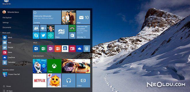 Windows 10 Bir Aileyi Yok Ediyordu