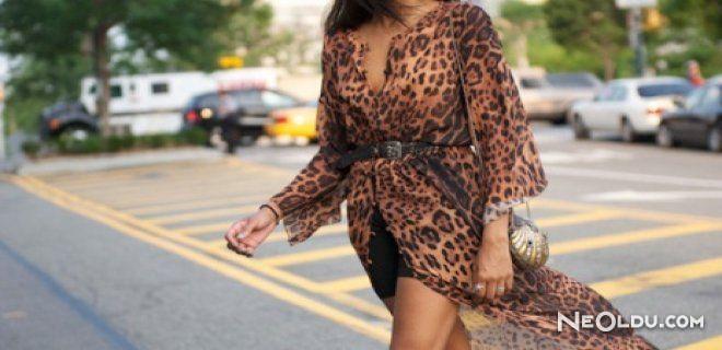 Leopar Desenli Kıyafetler Nasıl Kullanılmalı