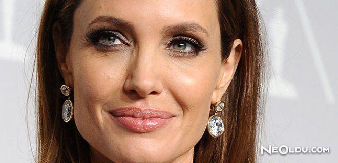 Angelina Jolie makeup style