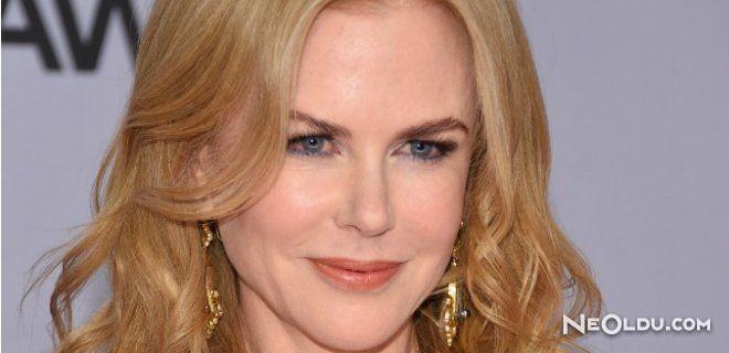 Nicole Kidman makeup style