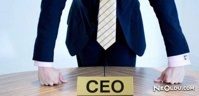 İyi Bir CEO Nasıl Davranır