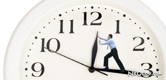 Zaman Yönetimi Konusunda Bilmeniz Gereken 10 Şey