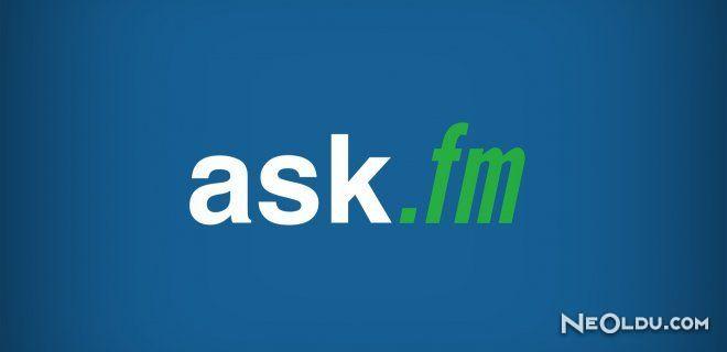 Ask.fm Hesabı Nasıl Silinir?