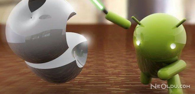 Android ve iPhone Arasındaki Fark