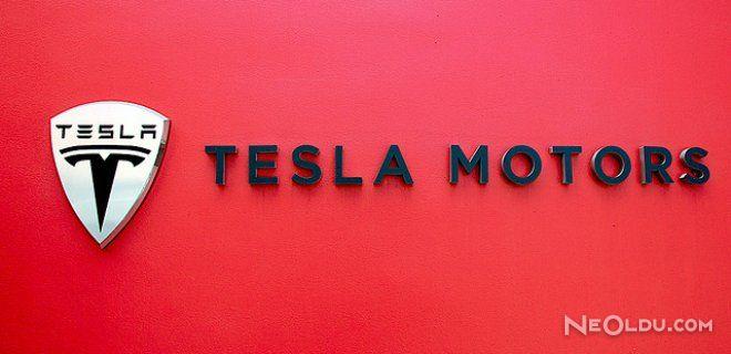 Tesla Kendi Kendine Şarj Eden Araba Üretti