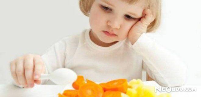 Yemek Seçen Çocuklar İçin Beslenme Önerileri