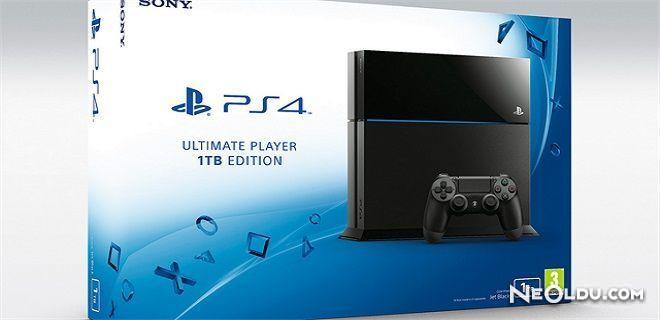 Sony PS4 'Ultimate Player Edition' Satışta