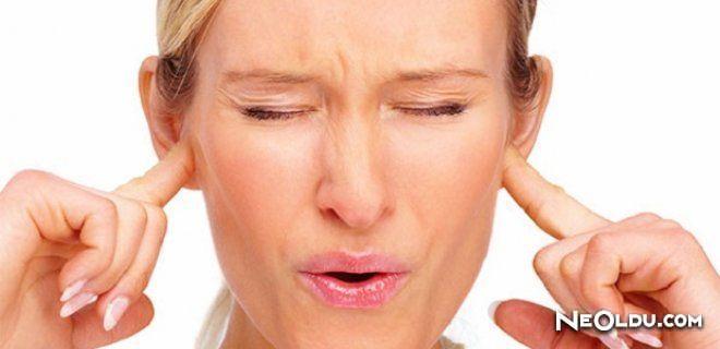 Kulak Ağrısından Kurtaracak Doğal Çözümler