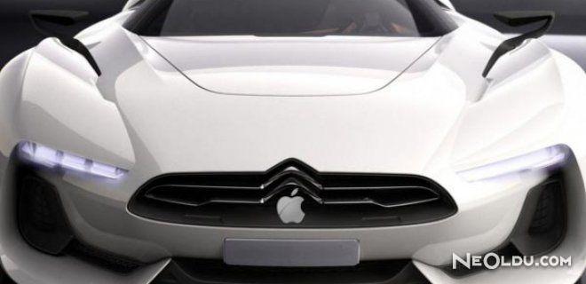 Apple Akıllı Otomobil İçin Düğmeye Bastı