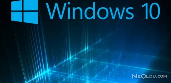 Windows 10'da Tanrı Modu