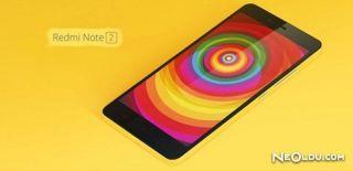 Sınıfının Kralı Xiaomi Redmi Note 2