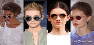 Yuvarlak Gözlük Trendi