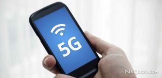 5G Teknolojisi Geliyor