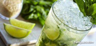 Yeşil Elmalı Mojito Tarifi