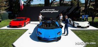 Yeni Seri Aventador Görücüye Çıktı