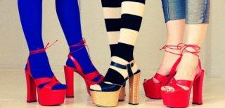 2015 İlkbahar Yaz Ayakkabı Modası