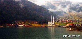Trabzon' da Gezilip Görülmesi Gereken Yerler
