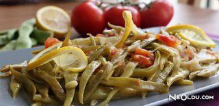 Cevizli Taze Fasulye Salatası