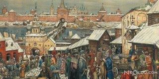 Novgorod 'un Moskova Tarafından İşgali