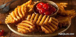 Patates Waffle Tarifi