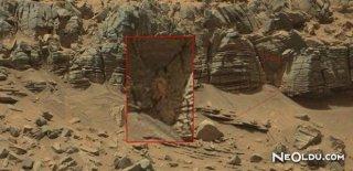 Mars'ta Kayık ve Yengeç Gürüntüleri Şaşırttı