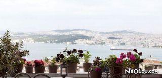 İstanbul'da Teras Keyfi Yapabileceğiniz Mekanlar
