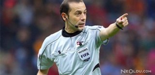 Cüneyt Çakır Dünya Kupası Maçına Atandı