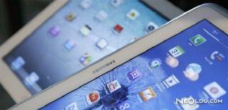 Samsung'tan Monitör Gibi Tablet
