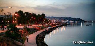 Samsun'da Gezilip Görülmesi Gereken Yerler