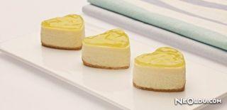 Labnesiz Limonlu Cheesecake Tarifi